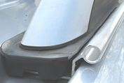 VW T5 / T6 Awning Rail SWB for Roof Bars